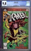 X-Men #135 CGC 9.8 w