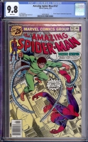 Amazing Spider-Man #157 CGC 9.8 w
