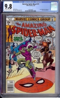 Amazing Spider-Man #177 CGC 9.8 ow/w
