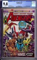 Avengers #127 CGC 9.8 w