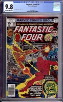 Fantastic Four #189 CGC 9.8 ow/w
