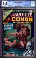 Giant-Size Conan #2 CGC 9.8 w