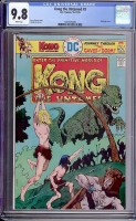 Kong the Untamed #3 CGC 9.8 w