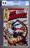 Ms. Marvel #20 CGC 9.8 w