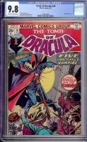 Tomb of Dracula #28 CGC 9.8 ow/w