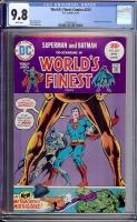 World's Finest Comics #229 CGC 9.8 w