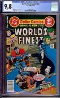 World's Finest Comics #249 CGC 9.8 w
