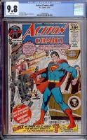 Action Comics #405 CGC 9.8 w