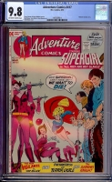 Adventure Comics #417 CGC 9.8 ow/w