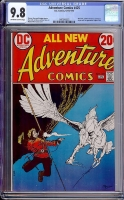 Adventure Comics #425 CGC 9.8 ow/w