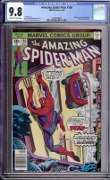 Amazing Spider-Man #160 CGC 9.8 ow/w