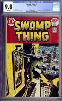 Swamp Thing #7 CGC 9.8 w