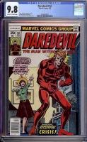 Daredevil #151 CGC 9.8 ow/w