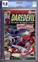 Daredevil #155 CGC 9.8 w
