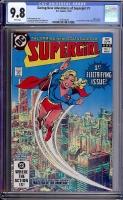 Daring New Adventures of Supergirl #1 CGC 9.8 w