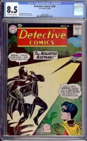 Detective Comics #284 CGC 8.5 ow/w