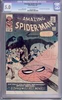 Amazing Spider-Man #22 CGC 5.0 cr/ow