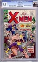X-Men #38 CGC 9.8 w Rocky Mountain