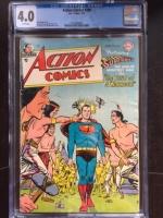 Action Comics #200 CGC 4.0 w