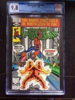 Amazing Spider-Man #208 CGC 9.8 w