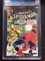 Amazing Spider-Man #246 CGC 9.8 w