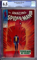 Amazing Spider-Man #50 CGC 6.5 w