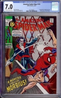 Amazing Spider-Man #101 CGC 7.0 ow/w