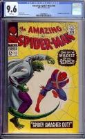 Amazing Spider-Man #45 CGC 9.6 w