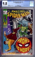 Amazing Spider-Man #79 CGC 9.8 ow/w
