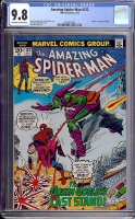 Amazing Spider-Man #122 CGC 9.8 ow/w