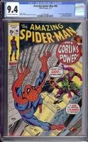 Amazing Spider-Man #98 CGC 9.4 ow/w