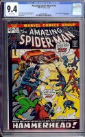 Amazing Spider-Man #114 CGC 9.4 ow