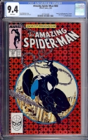 Amazing Spider-Man #300 CGC 9.4 w