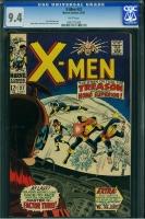 X-Men #37 CGC 9.4 w