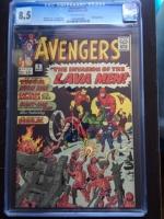 Avengers #5 CGC 8.5 ow
