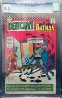 Detective Comics #364 CGC 9.4 ow/w
