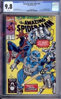 Amazing Spider-Man #351 CGC 9.8 w