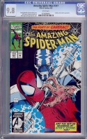 Amazing Spider-Man #377 CGC 9.8 w