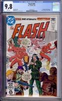 Flash #294 CGC 9.8 w