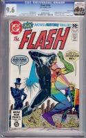 Flash #299 CGC 9.6 w Rocky Mountain