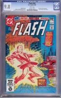 Flash #301 CGC 9.8 w