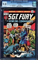 Sgt. Fury and His Howling Commandos #110 CGC 9.8 w