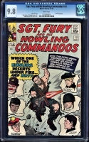 Sgt. Fury and His Howling Commandos #12 CGC 9.8 w