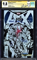 Avengers vs. X-Men #1 CGC 9.8 w CGC Signature SERIES
