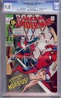 Amazing Spider-Man #101 CGC 9.8 ow/w