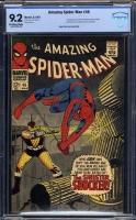Amazing Spider-Man #46 CBCS 9.2 ow/w