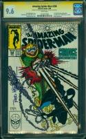 Amazing Spider-Man #298 CGC 9.6 w CGC Signature SERIES