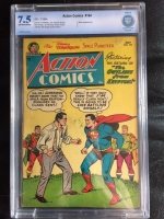 Action Comics #194 CBCS 7.5 ow/w