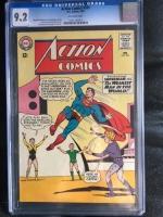 Action Comics #321 CGC 9.2 ow