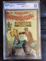 Amazing Spider-Man #26 CBCS 8.5 ow